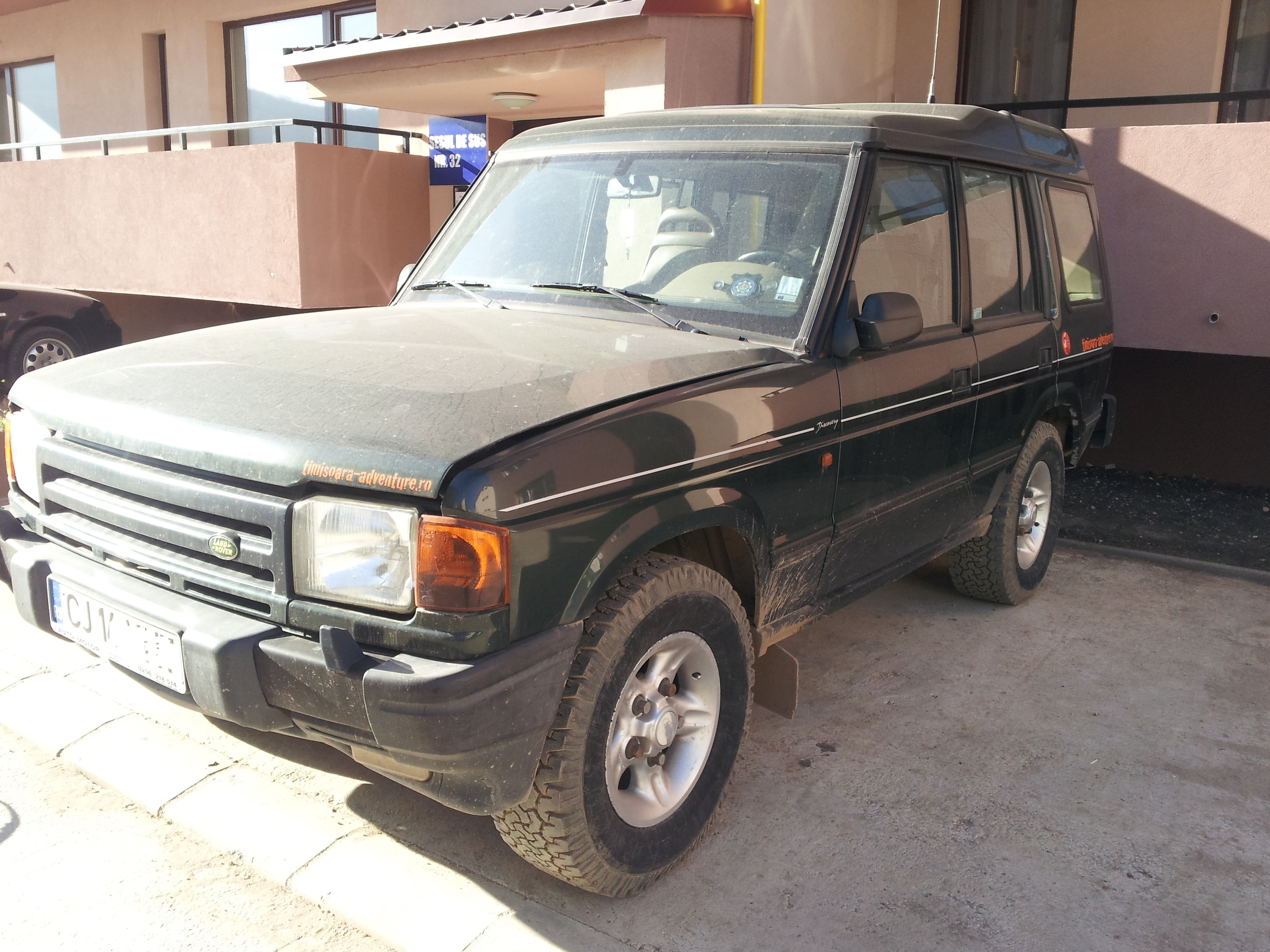 Land Rover Dicovery